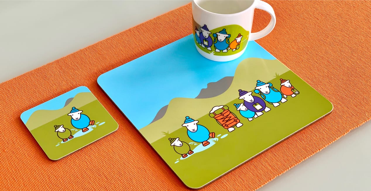 Coasters & Tablemats