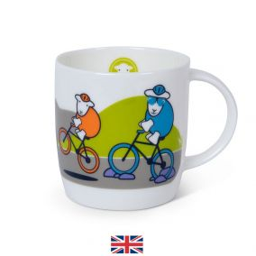 Cycler Herdy Mug