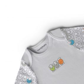Embroidered Babygrow