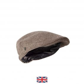 Herdy Country Water-Resistant Flat Cap
