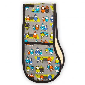 Hiker Herdy Oven Gloves