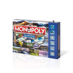 Monopoly Lakes Edition