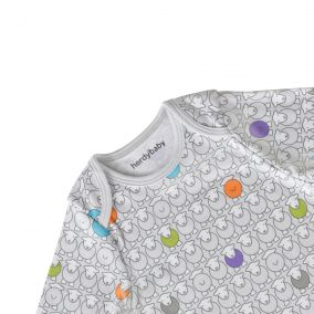 Patterned Babygrow