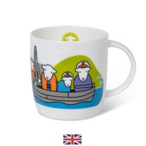 Sailor Herdy Mug