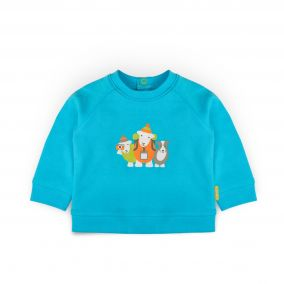 Hiker Herdy Top - Blue