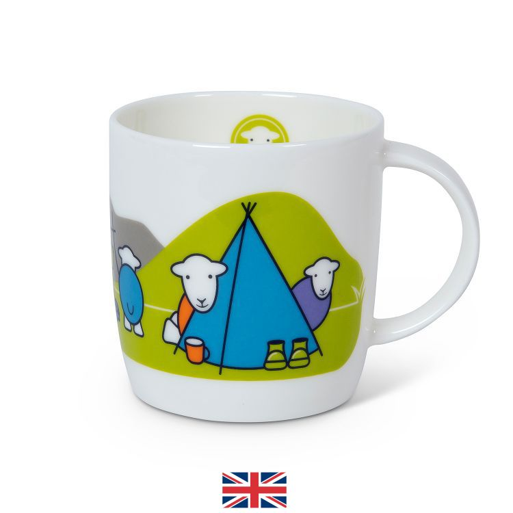 Seconds Camper Herdy Mug