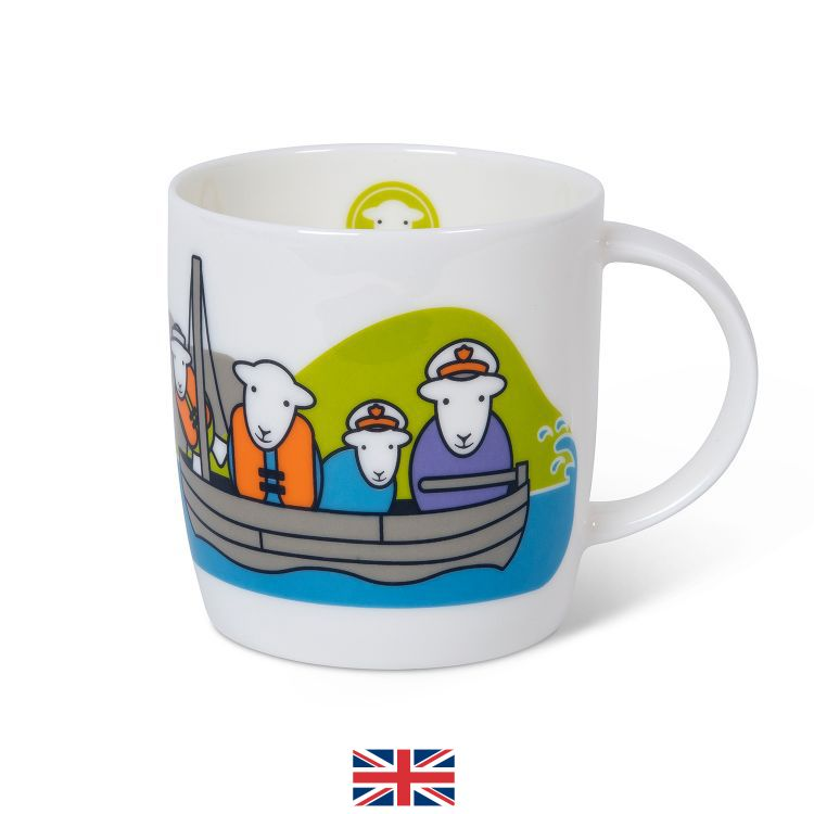 Seconds Sailor Herdy Mug