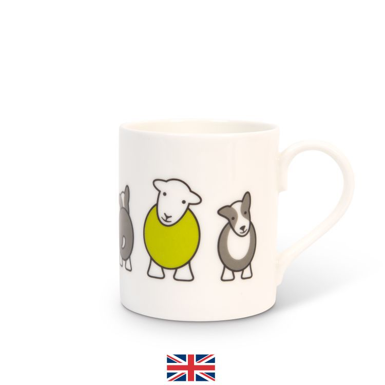 Seconds Herdy & Sheppy Mug