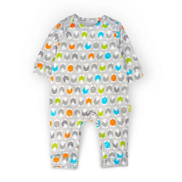 Patterned Sleepsuit