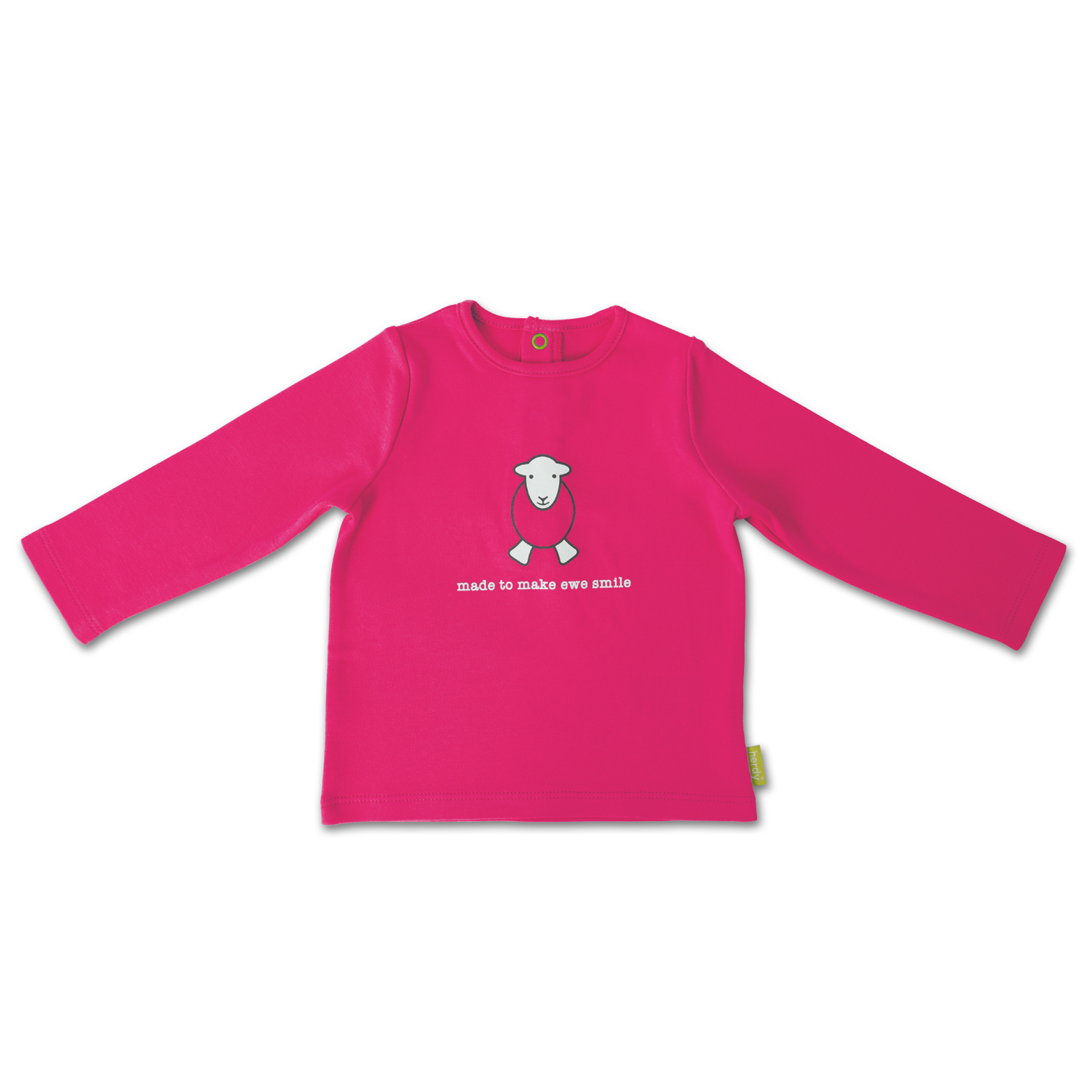 Baby T-Shirt - Pink - 6-9 months