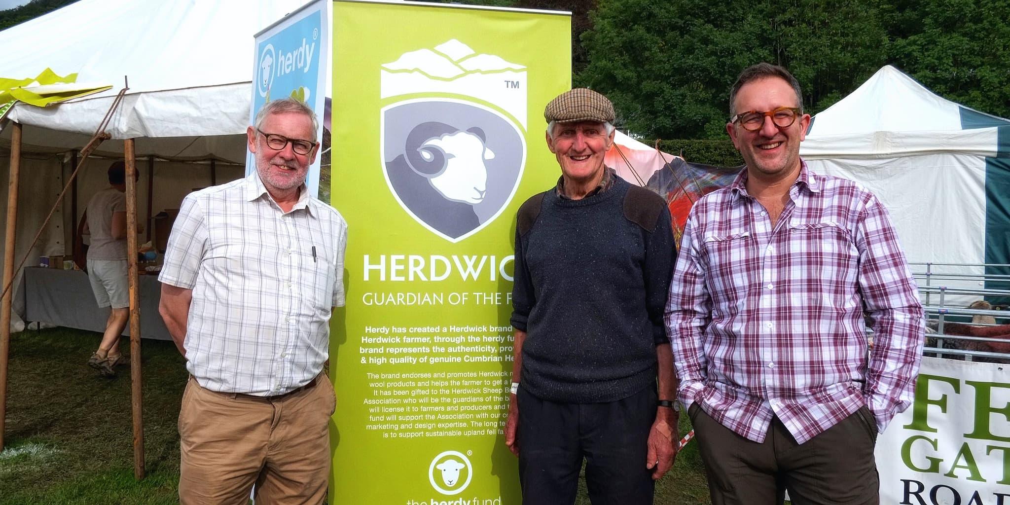 Herdwick Brand Quality Mark Launch