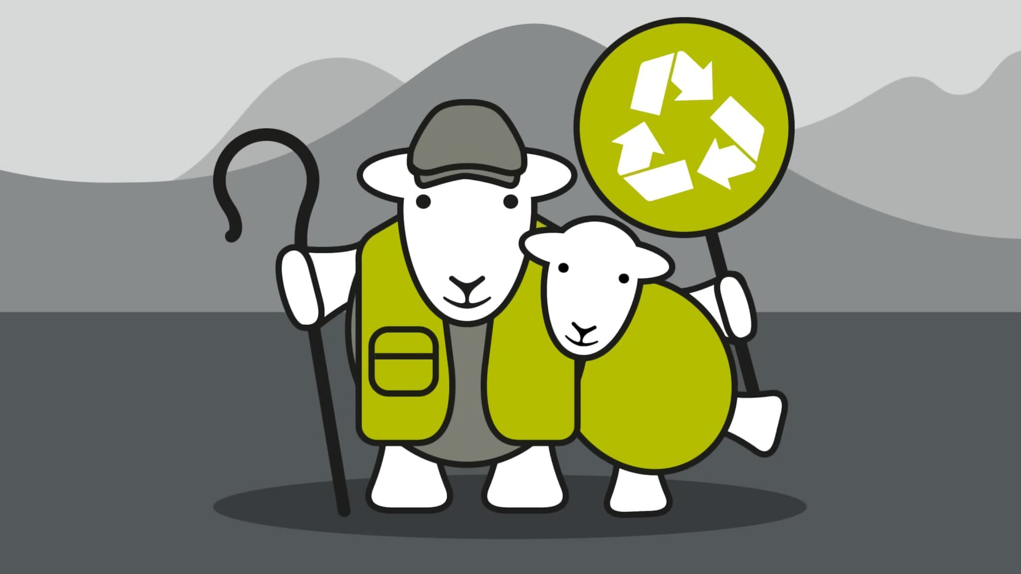 Natural fibres are renewable