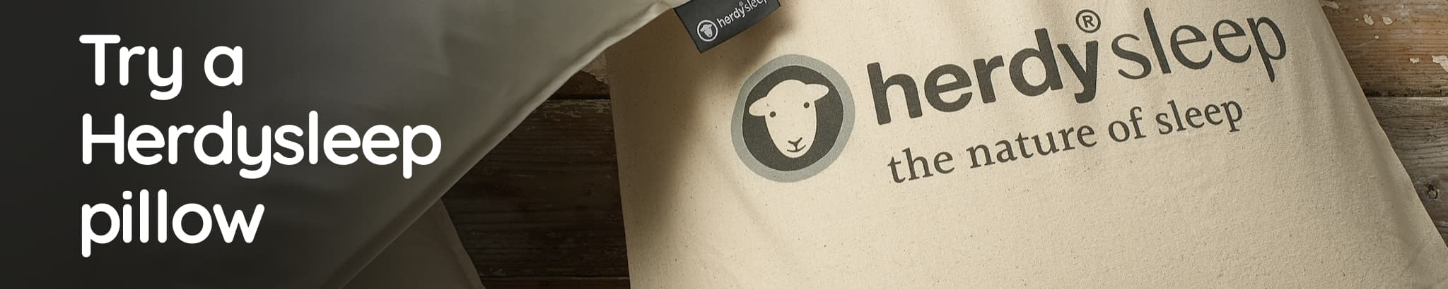 Try a Herdysleep pillow