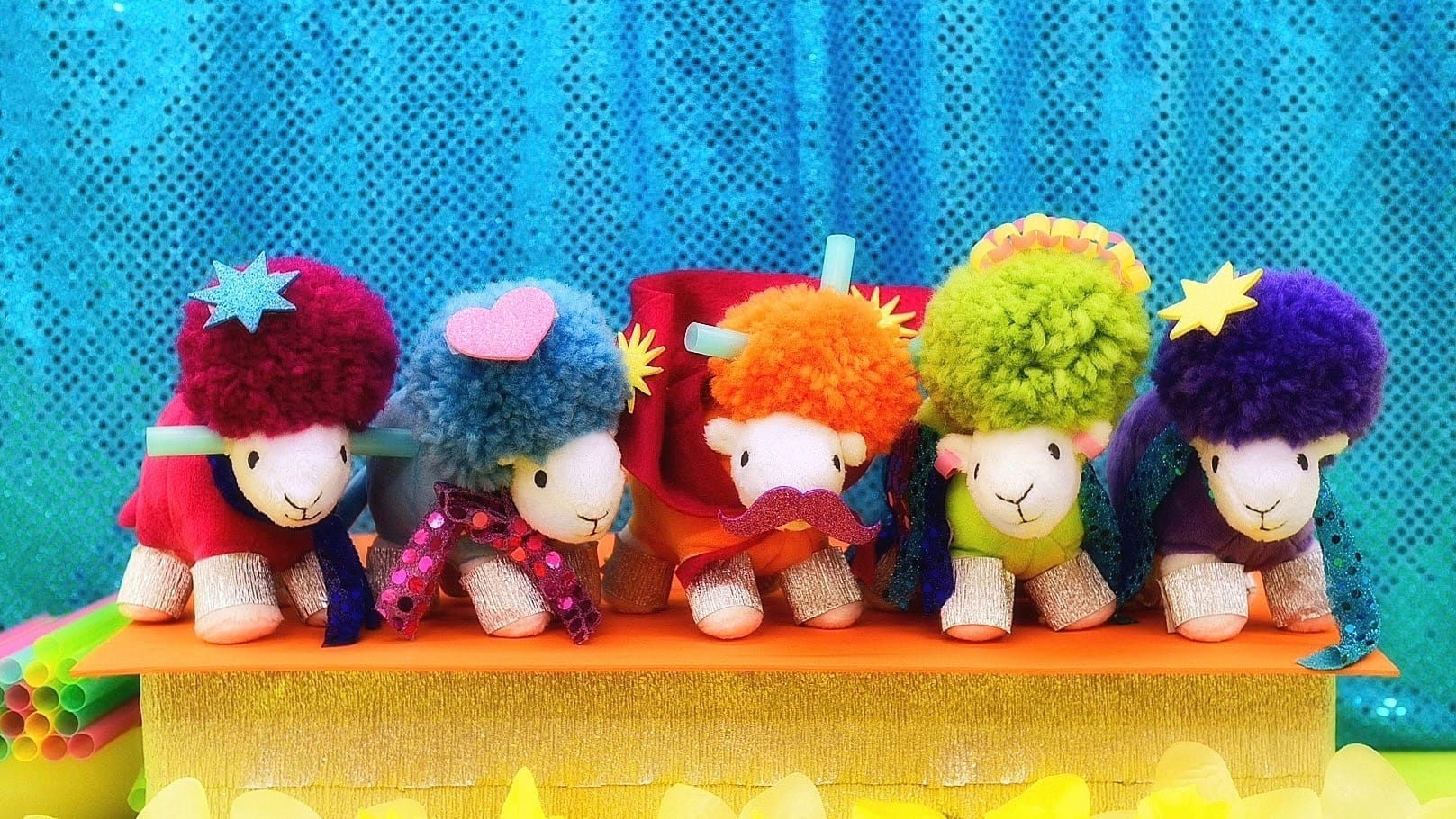 Making The Herdy Five