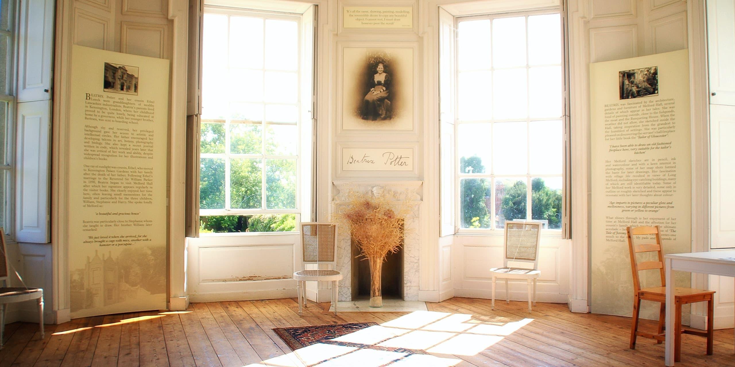 Beatrix Potter & the Herdwick