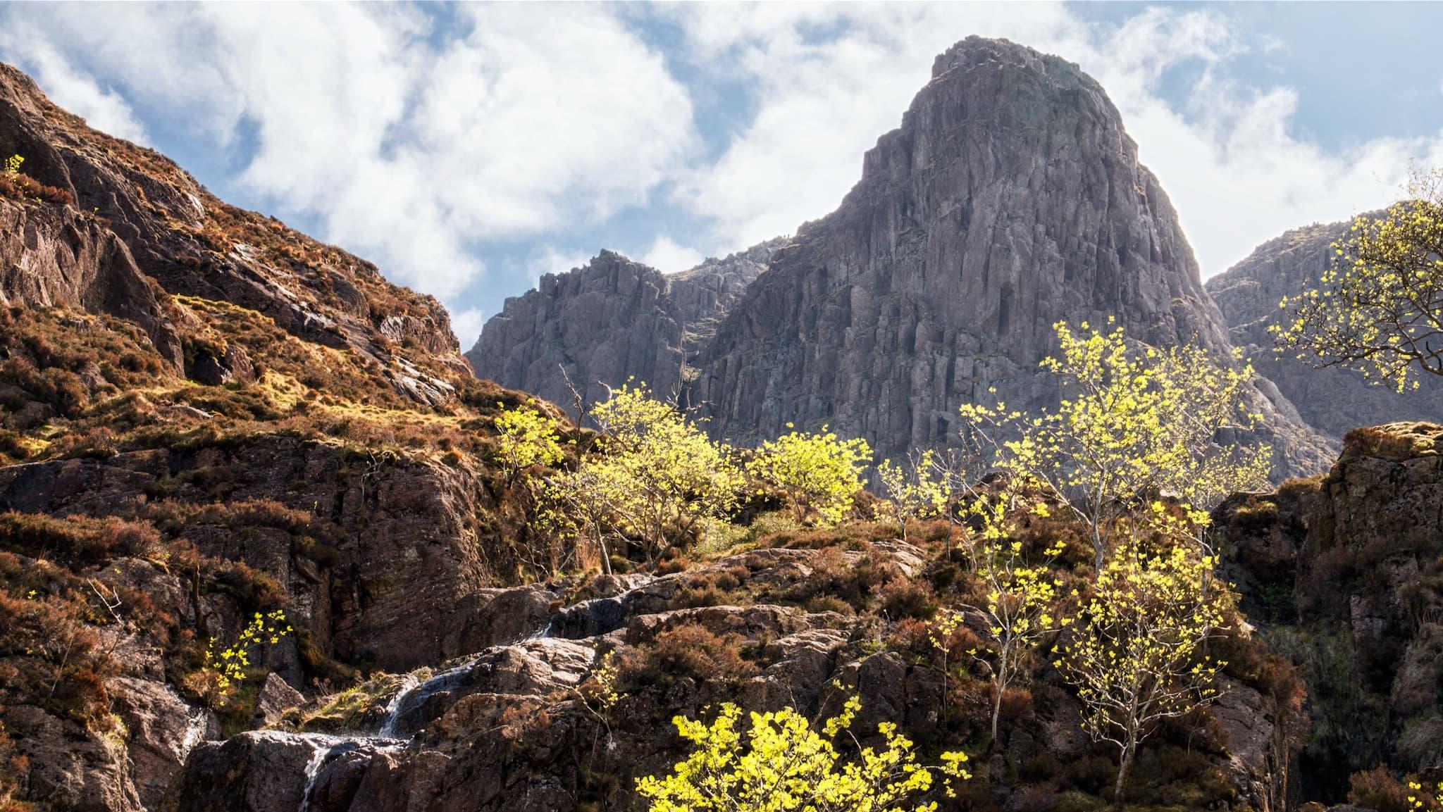 Pillar Rock from Ennerdale