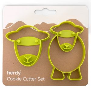 Get a Herdy Cookie Cutter Set
