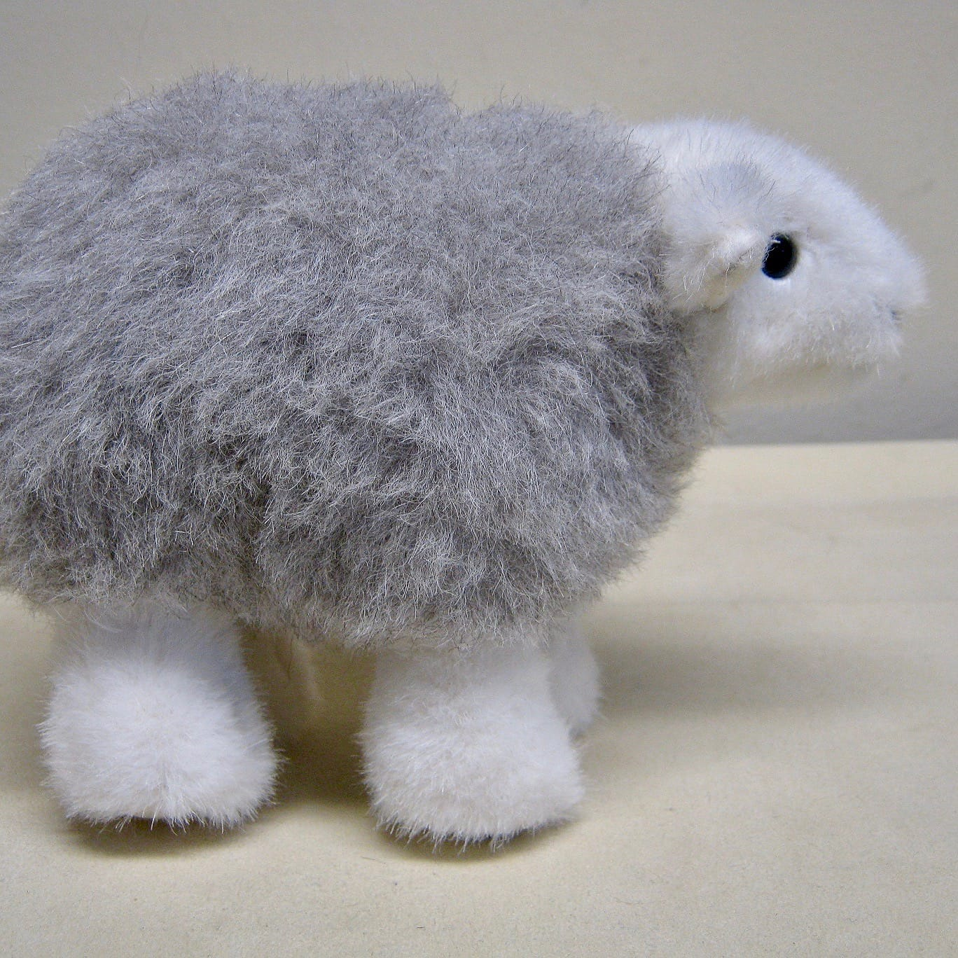 Side view of the first My Herdy prototype