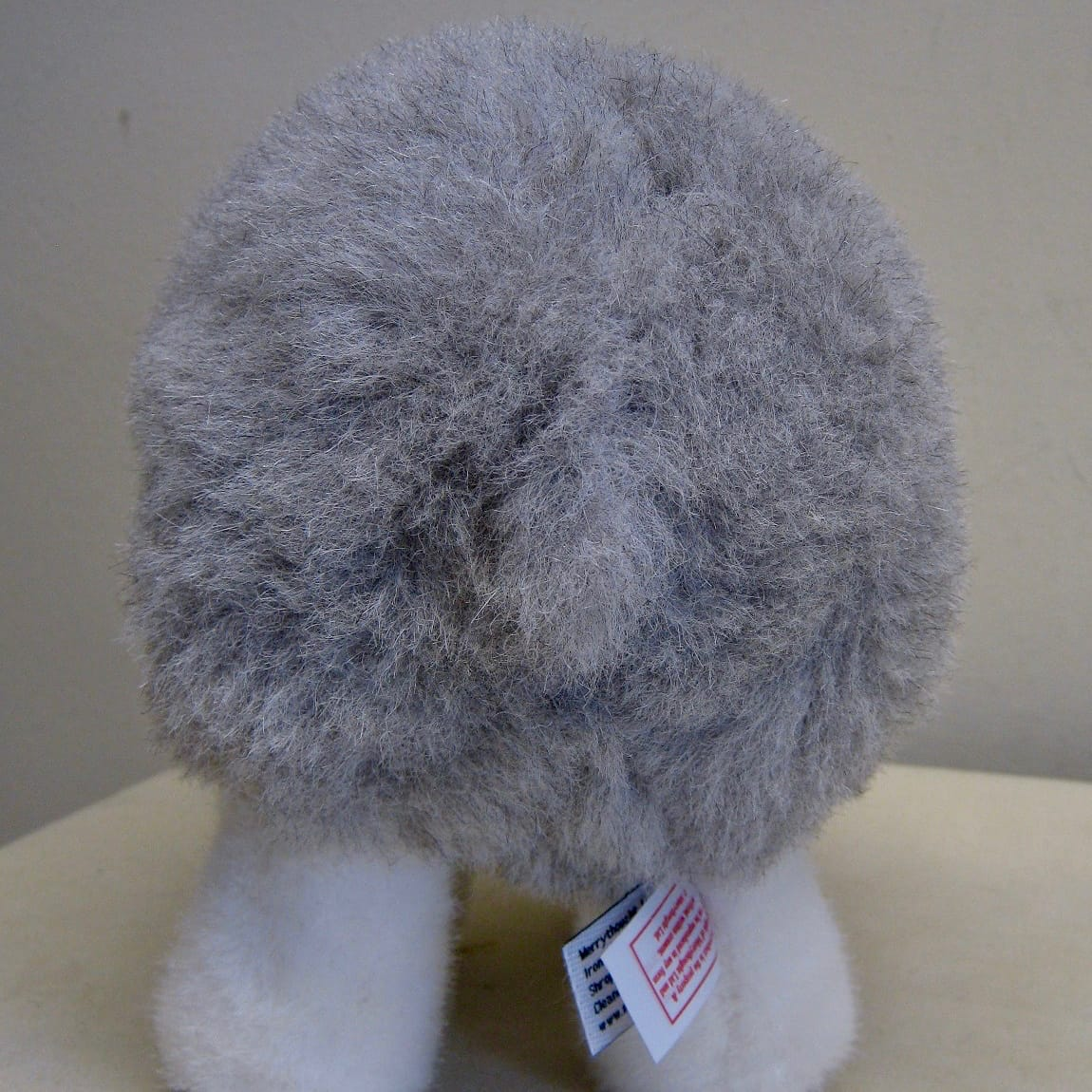Bigger prototype of the original My Herdy, back view