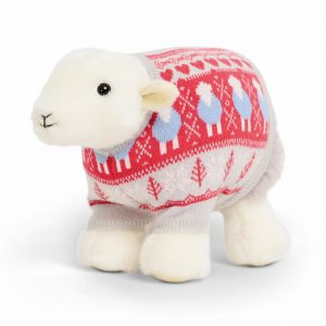 "Launch photo of the most recent My Herdy collectible, My Herdy ""Woolly Jumper"""