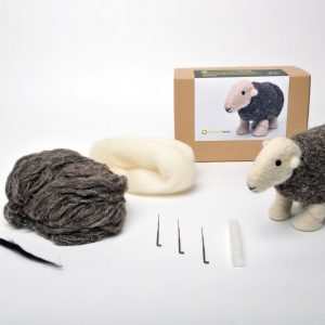 Get a Felted Herdy Kit