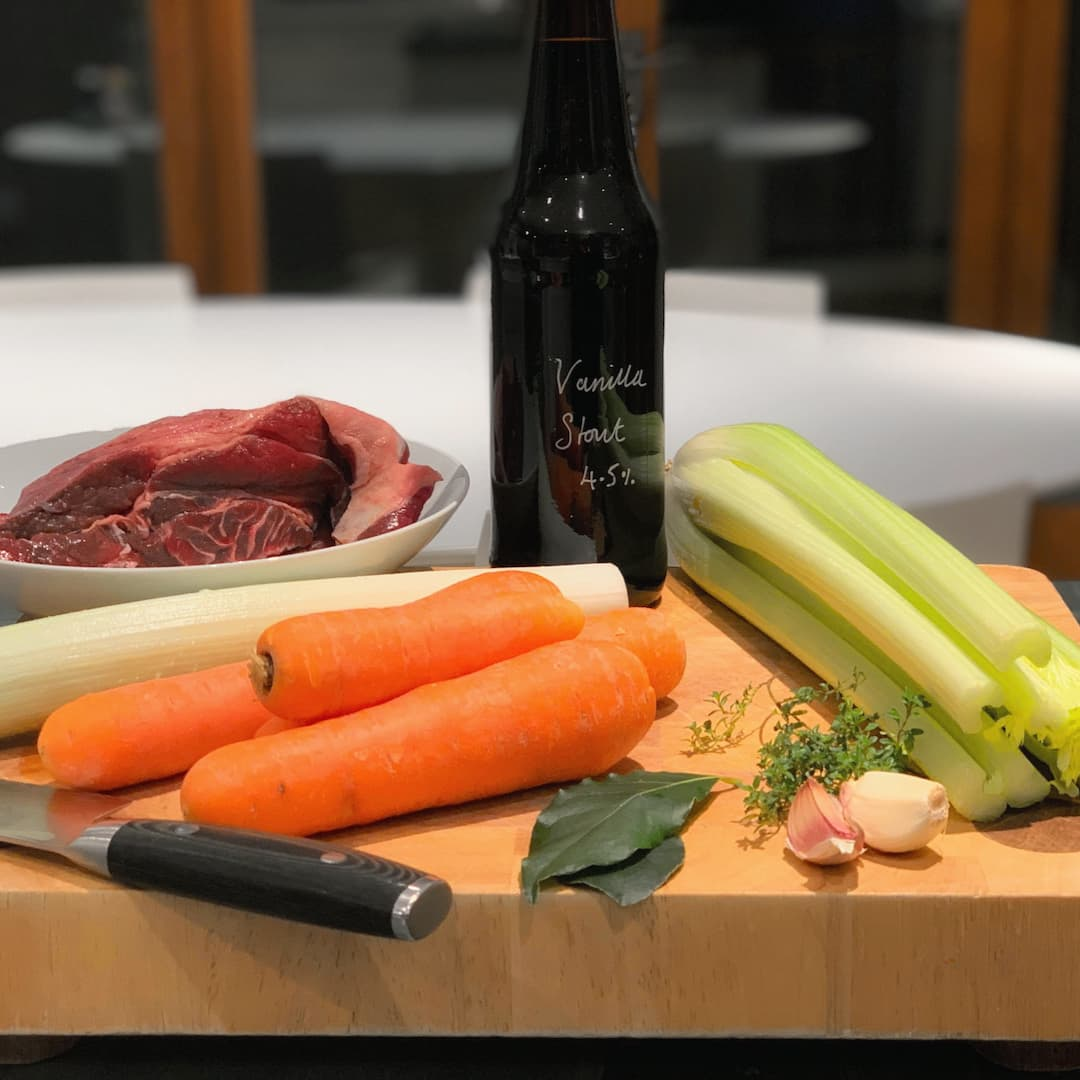 The ingredients you need to make Cumberland Winter Stew