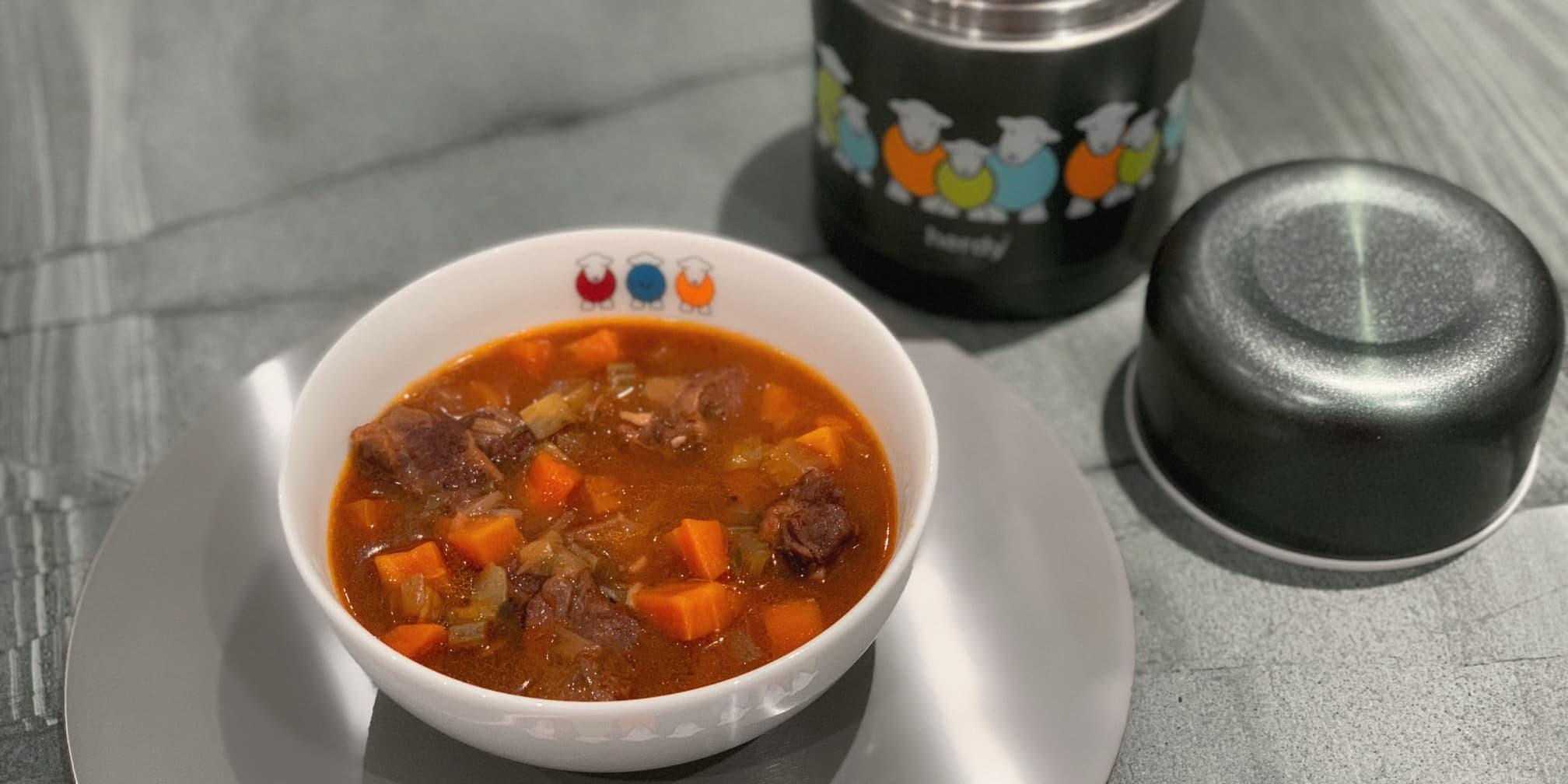 How To Make Cumberland Winter Stew