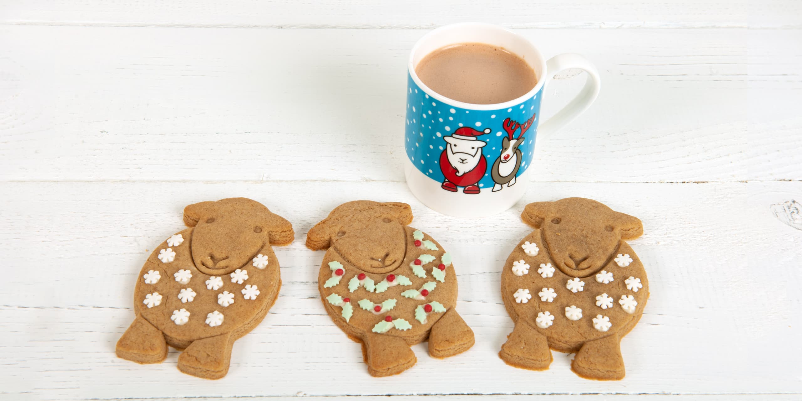 How To Make Herdy Yan Christmas Gingerbread The Herdy