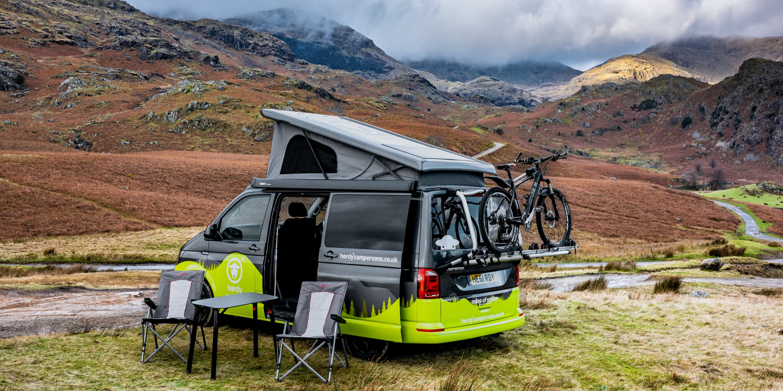 New Herdy Campervans Set To Launch