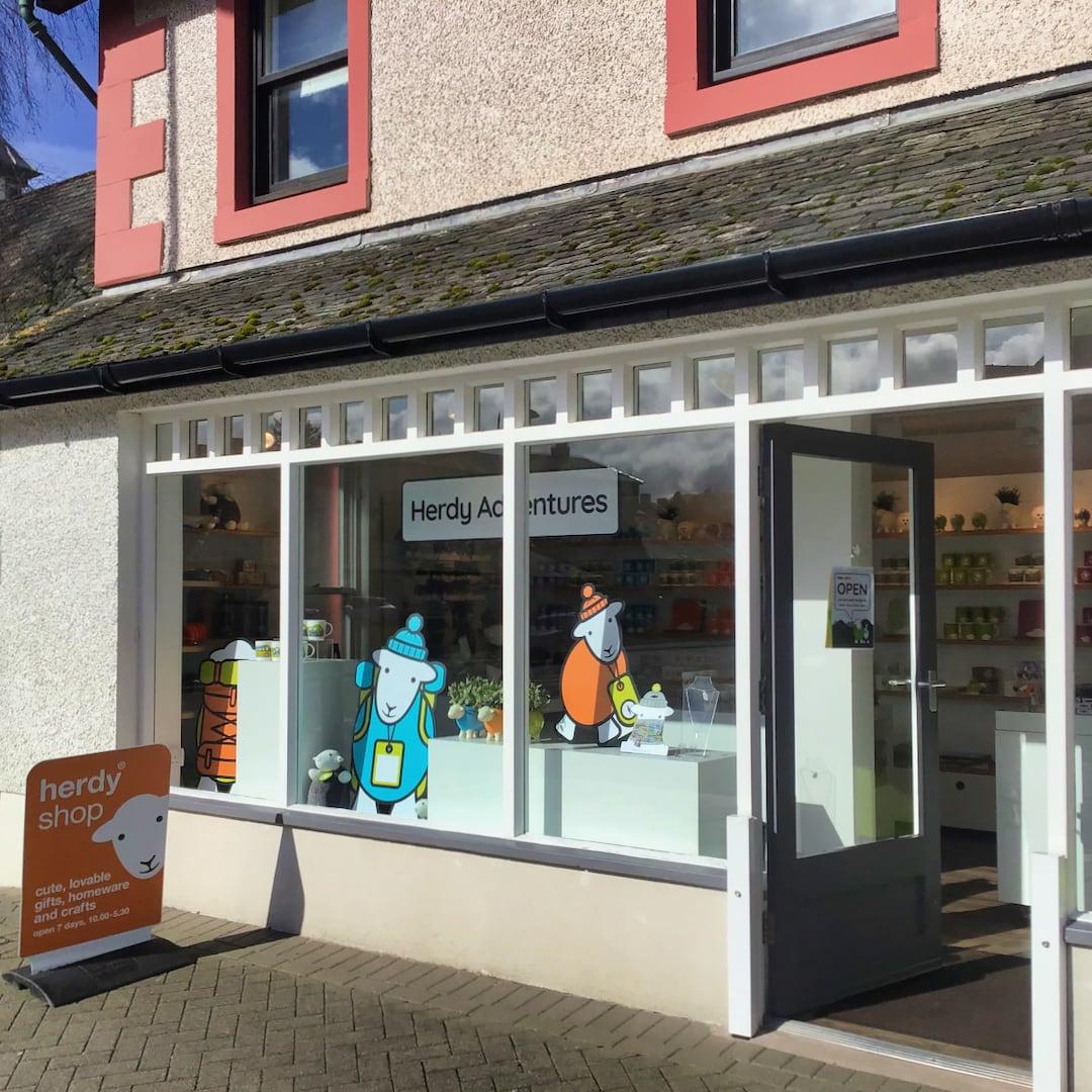 Visit the Keswick Herdy Shop