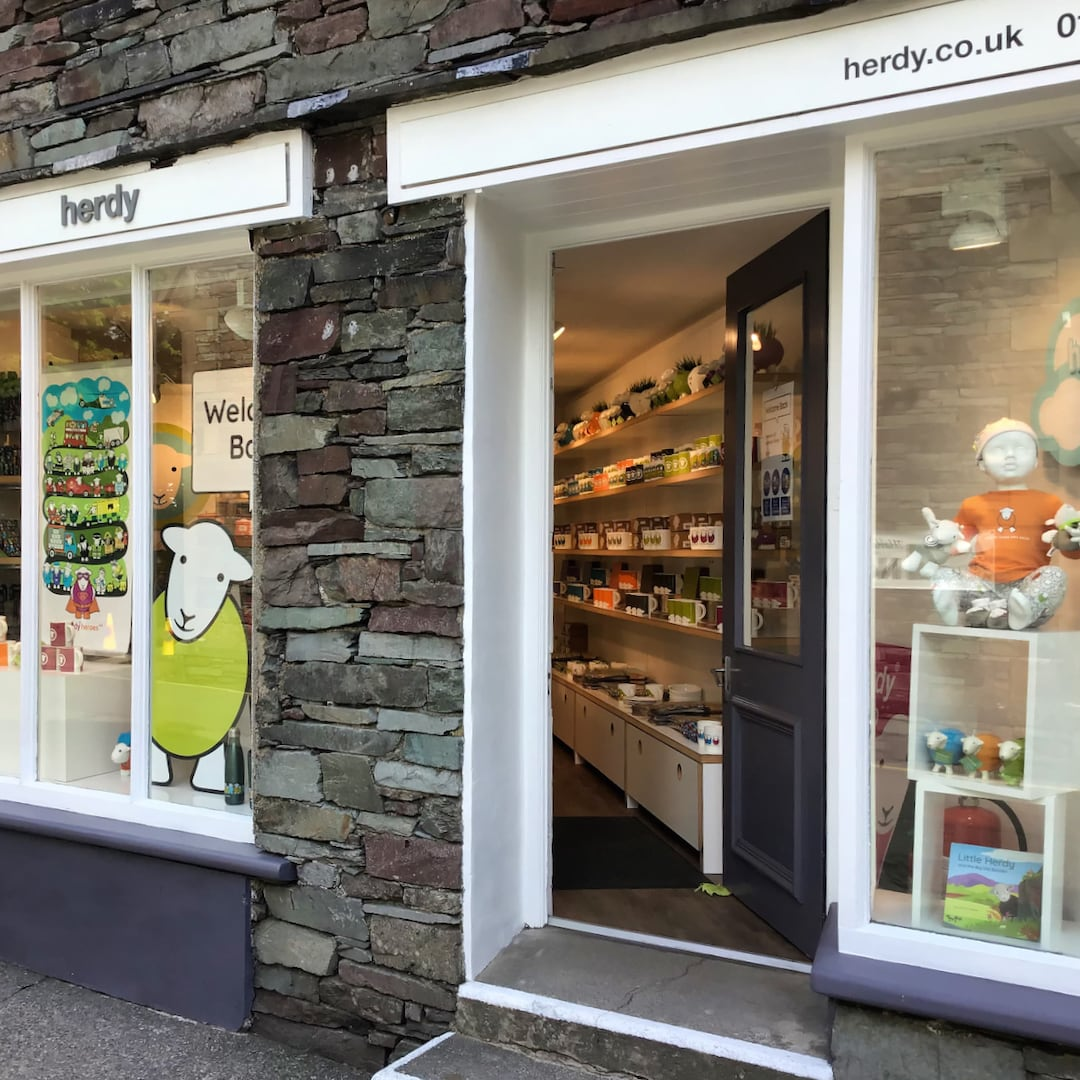 Visit the Grasmere Herdy shop