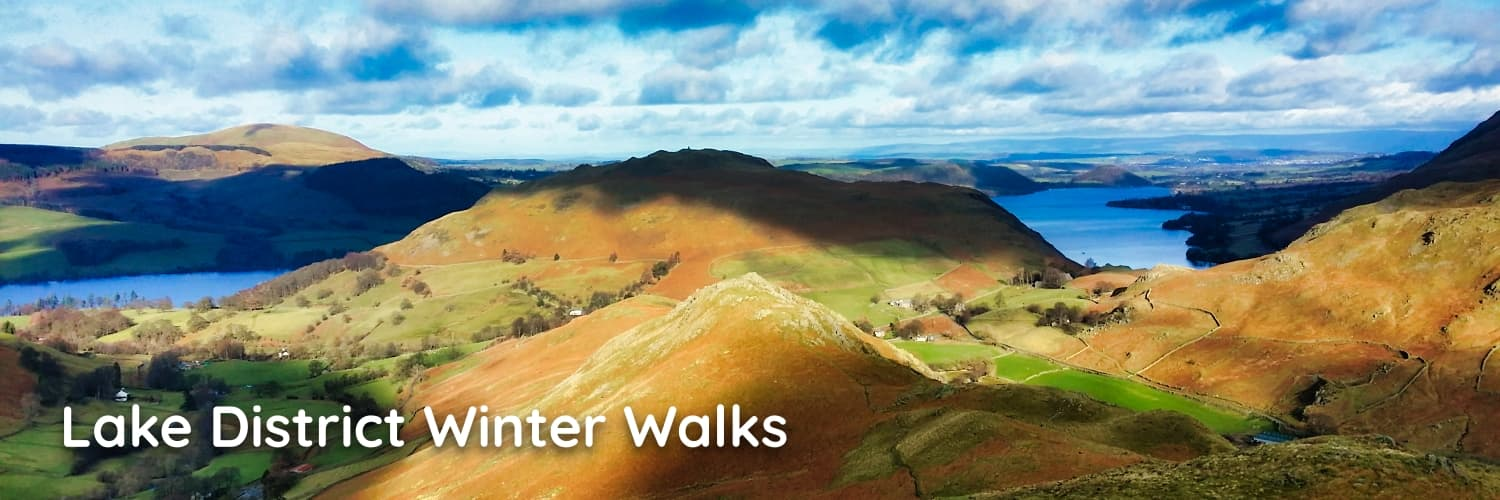 Our favourite Lake District Winter Walks