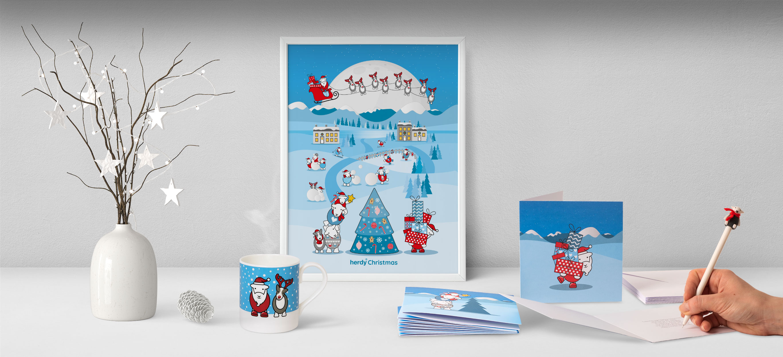 The History of Christmas Cards