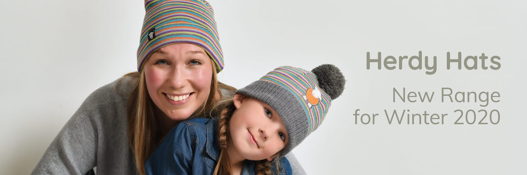 Check out the new Herdy Hats range for winter 2020