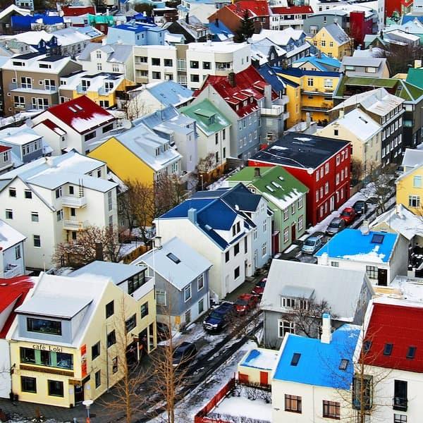 Icelandic Cafes