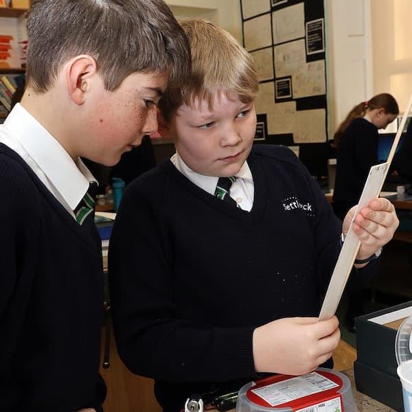 Settlebeck School Design and Technology